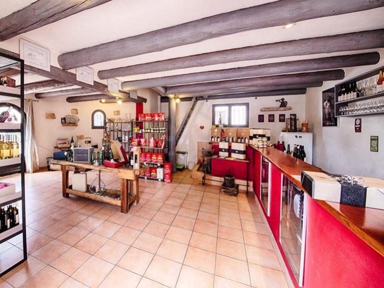 Atelier de cuisine  ou visite de cave